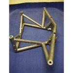 Fabricant pièce mécano-soudée en acier, mécano-soudure berceau voiture sport